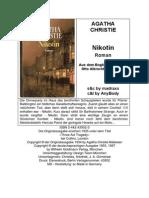 Christie_Agatha - Nikotin