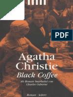 Christie, Agatha - Black Coffee