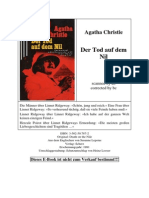 Christie, Agatha - Der Tod Auf Dem Nil
