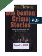 Christie, Agatha - Die Besten Crime Stories