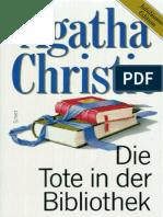Christie Agatha - Die Tote in Der Bibliothek