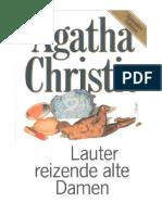Christie_Agatha - Lauter Reizende Alte Damen