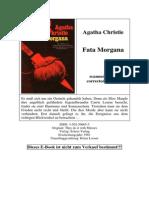 Christie_Agatha - Fata Morgana