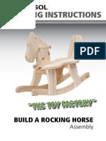 Construir Caballo de Madera