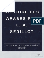 Histoire des Arabes - Louis Amelie Sedillot.pdf