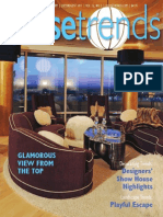 House Trends - July-August 2011