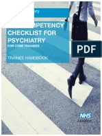 Psych Competency Trainees Guide