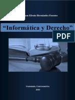 Informática y Derecho - Jonathan Hernández