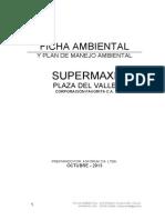 Ficha Ambiental SUPERMAXI Plaza Del Valle