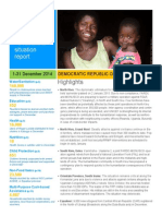 DRC Sitrep December 2014 External