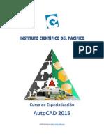 Experto en AutoCAD 2015-Mod Básico-Sesión 1-Entorno de Dibujo