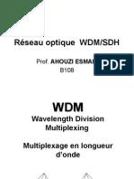 Réseau Optique WDM Présentation