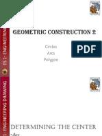 Geometric Construction 2