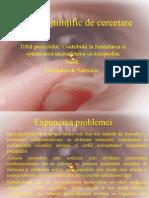 Propunere Proiect Stiintific Ketoprofen