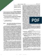 Reglamento Seguro CS 300 2004