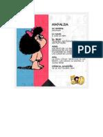 50 Años de Mafalda