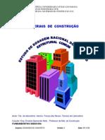Apostila Dosagem de Concreto - PUC PR