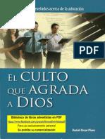 El Culto Que Agrada a Dios - Daniel Oscar Plenc