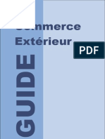 Commerce Exterieur