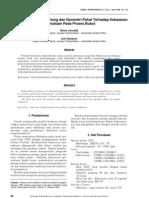 Jurnal Teknik Mesin Vol. 1, No. 1,
