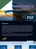 Brunswick Corp Pitch