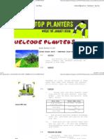 One St0p Planters_ Ladang Kelapa Sawit - Pembinaan Jalan Pertanian
