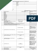Investment Declaration Form -2014-2015__GyanP