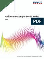 Gerência de Redes - Modelo FCAPS