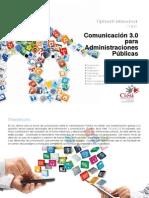 Comunicacion 30 Para Administraciones Publicas Folleto Ciesi on Line