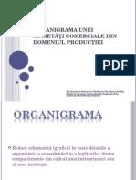 Organigrama Unei Societăţi Comerciale Din Domeniul Producţiei (1)