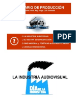 power point sobre la industria audiovisual