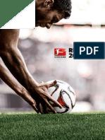 Bundesliga Report (2015)
