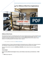 Electrical-Engineering-portal.com-HVDC VSC Technology for Offshore Wind Farm Applications