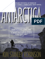 Antarctica by Kim Stanley Robinson, 50 Page Fridays