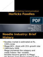 Integrated Marketing Communication-Foodles