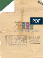Adiantamento de legítima 1964