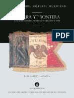 Guerra y Frontera El Ejercito Del Norte 1855-1858