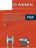 Expansion Joints Catalogue Arsenflex