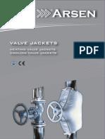 Valve Jackets Catalogue Arsen