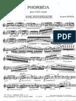 bozza phorbia flute