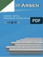 Metal Hortum Orgusuz Katalog Arsenflex