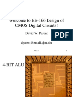CMOS Digital Circuits Lecture One