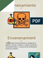 Quemaduras y Envenenamiento