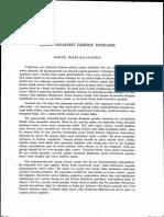 KURAN FELSEFESİ ÜZERİNE İNCELEME Yazar(lar)-BALTACIOĞLU, İsmail Hakkı Ankara Üniversitesi İlahiyat Fakültesi Dergisi Cilt- 2 Sayı- 1, Yayın Tarihi- 1953