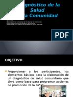 Diagnóstico de La Salud de La Comunidad