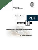 Parametros Físico Químico Para Caracterización de Fuentes de Aguas Naturales