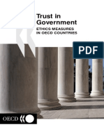 OECD Report Ethics Measurment
