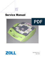 Zoll AED+ - Service manual