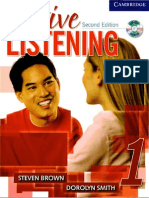 Active Listening 2 Edition