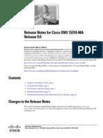Cisco 15310 ONS Configuration